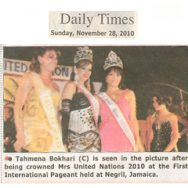 Daily Times 28.11.10