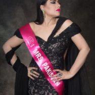 Mrs. Pakistan World 2018