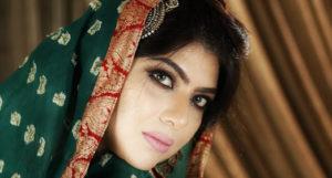 Usma Kashaf - Mrs. Pakistan World 2018