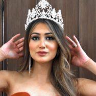 Ravish Zahid- Thomas, Mrs. Pakistan World 2020